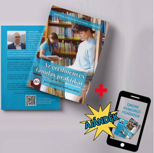 Rendeld meg most Az eredményes tanulás praktikái című könyvet!