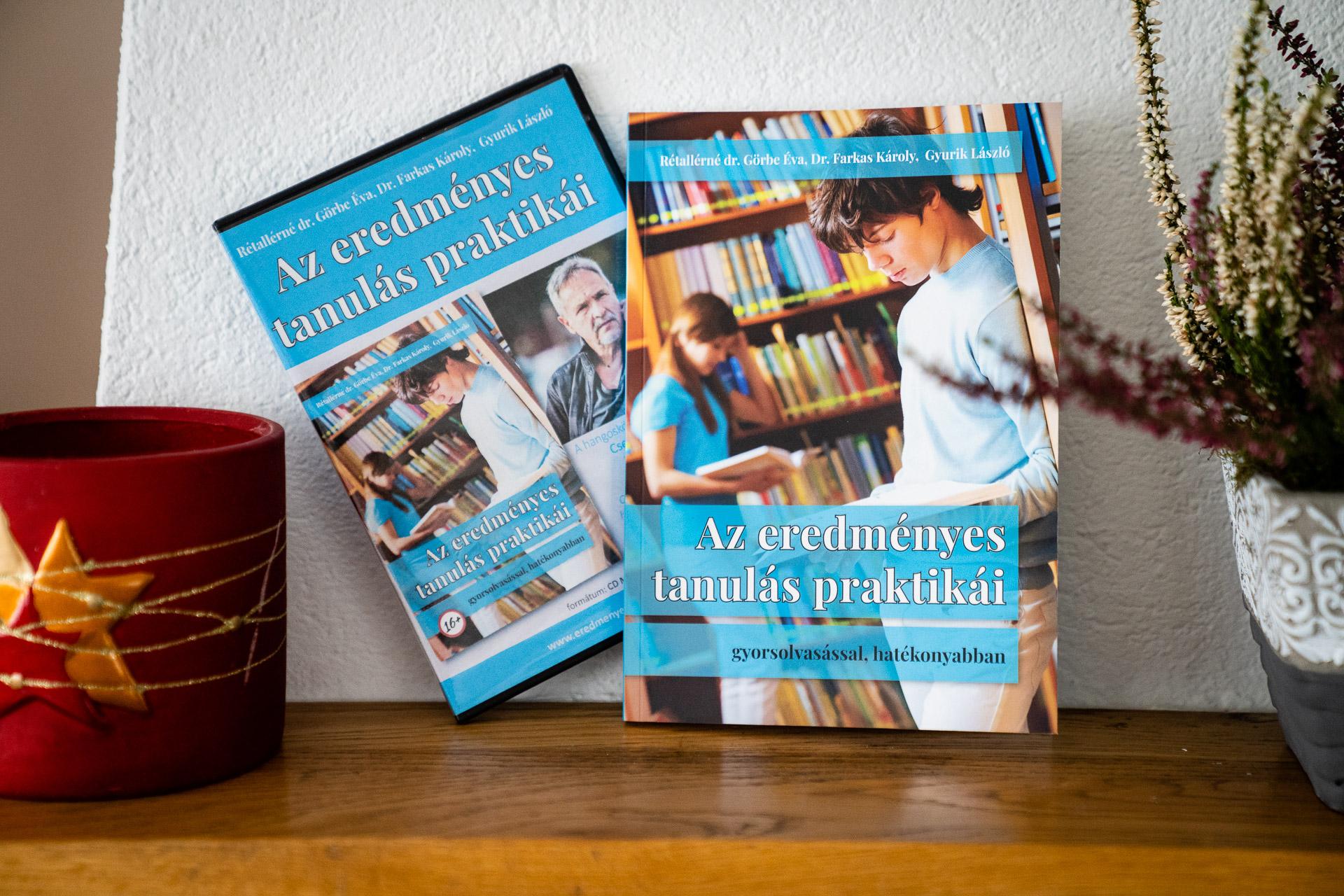 Eredményes tanulás hangoskönyv